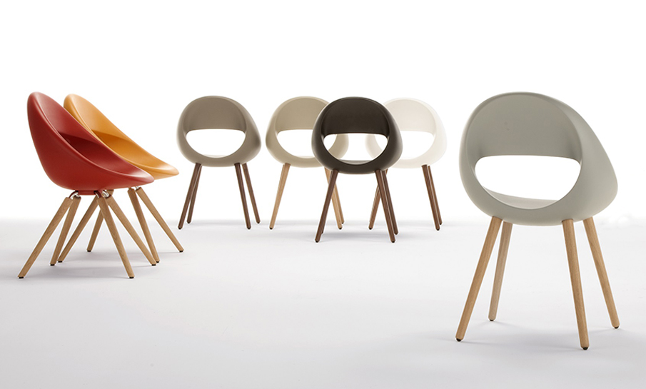 Lucky Chairs From Sandler Seating