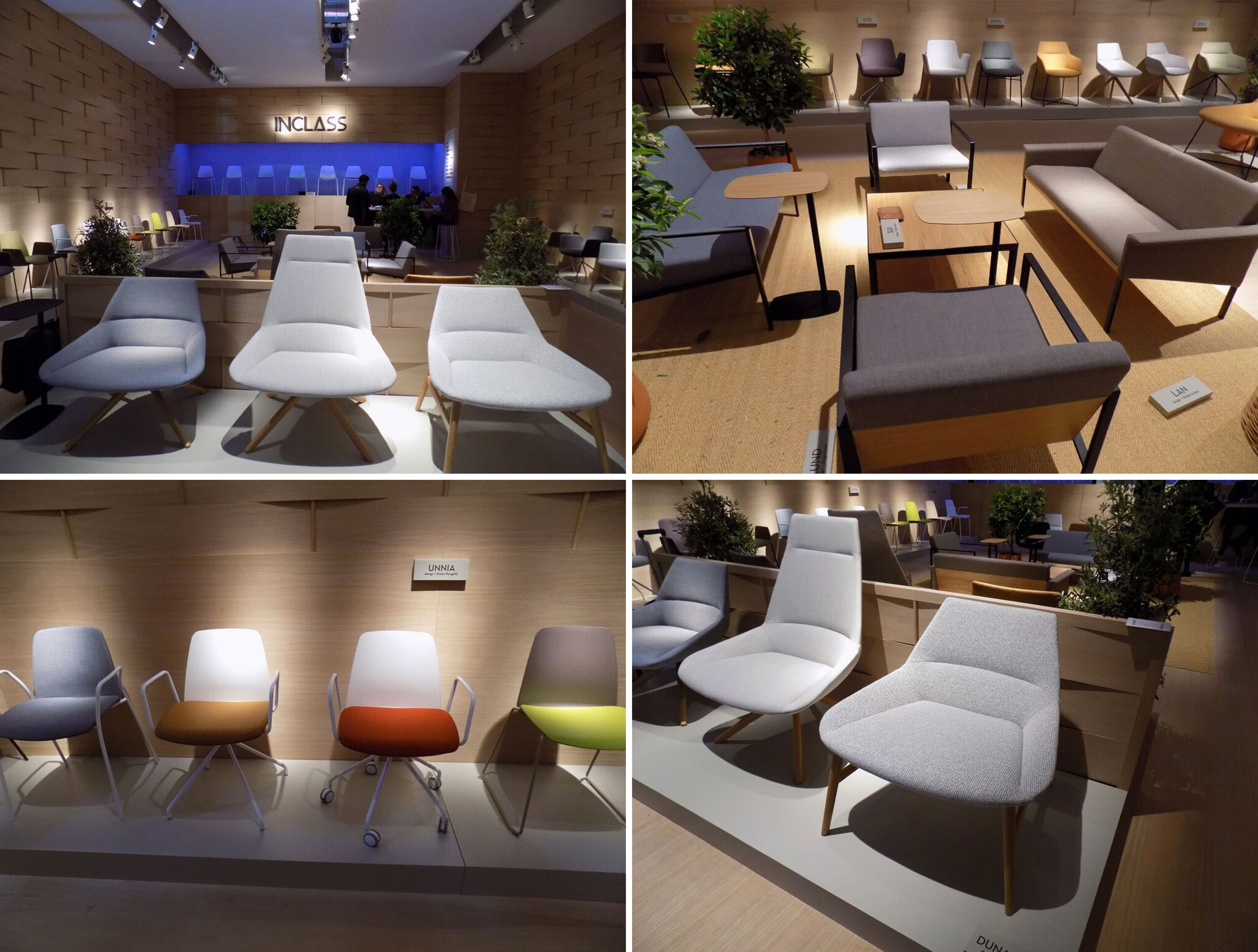 Inclass Salone Del Mobile 2016