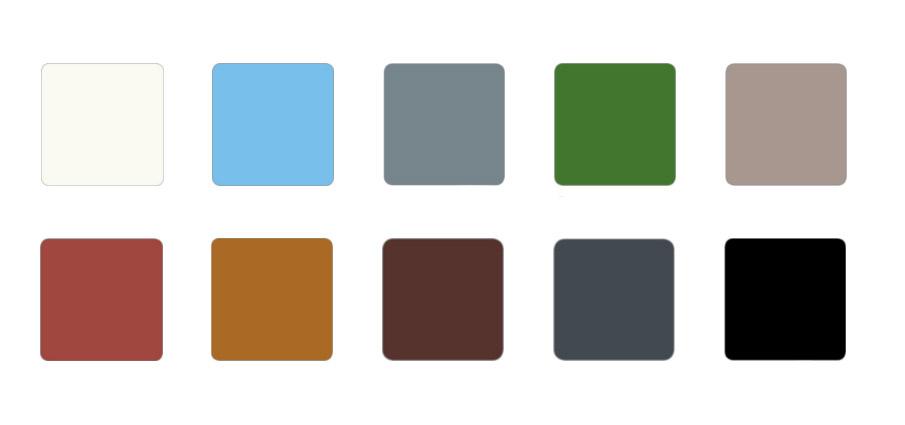 Nassau Colours