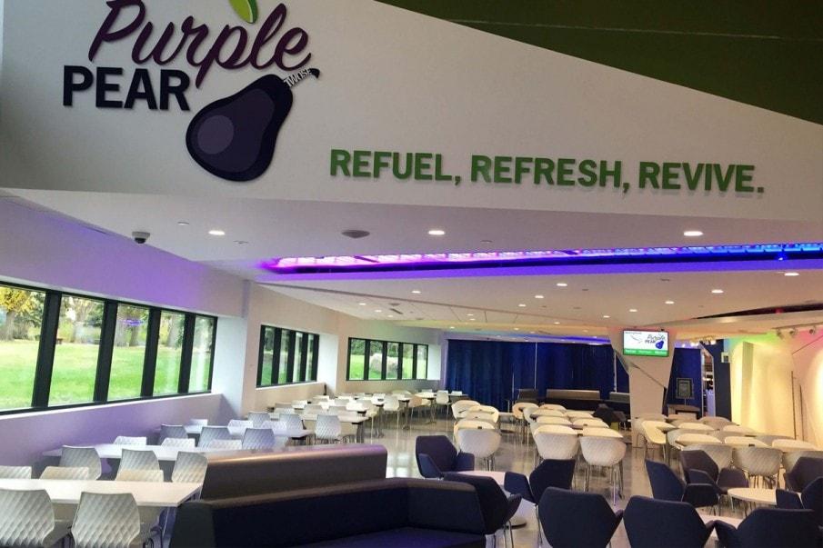 Uni-Ka | The Purple Pear (Telus World of Science), Edmonton, Canada