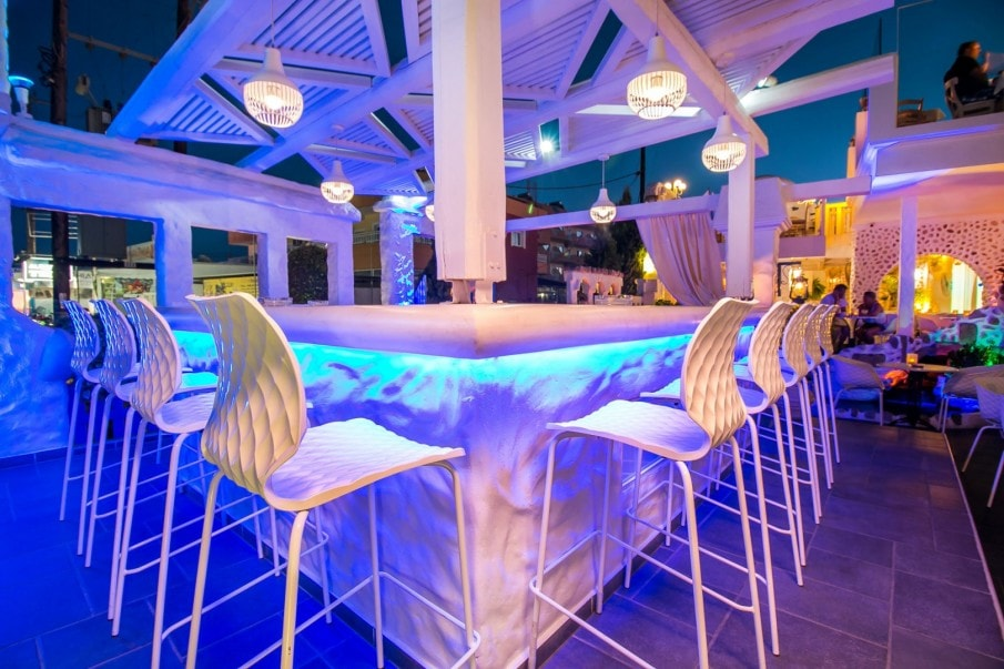 Seating & Energy-Efficient Led Lighting Design For Bars | Sandler ...