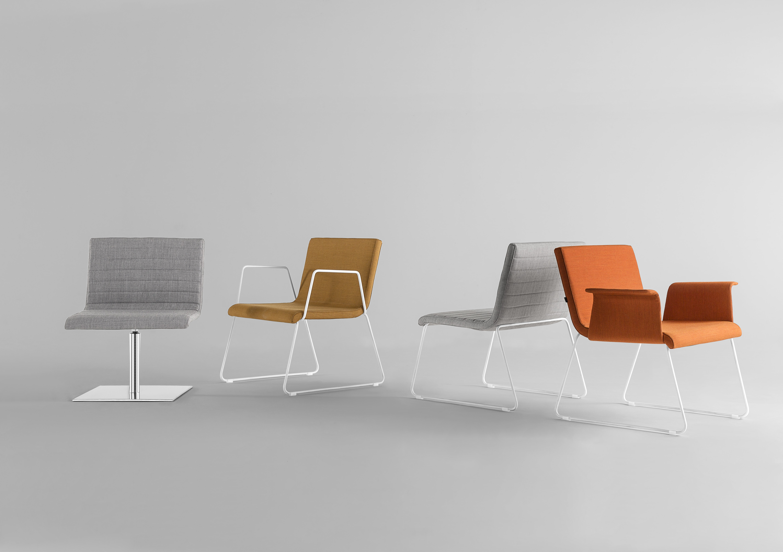 Sandler Seating_ Etnia 1.2, Etnia 2.3, Etnia 1.1, Etnia 2.1