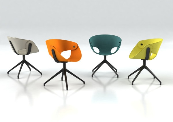Flat, designed by Martin Ballendat